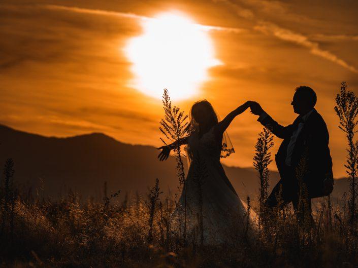 Цветелина и Огнян - мои фотографии като втори фотограф на Бони Бонев